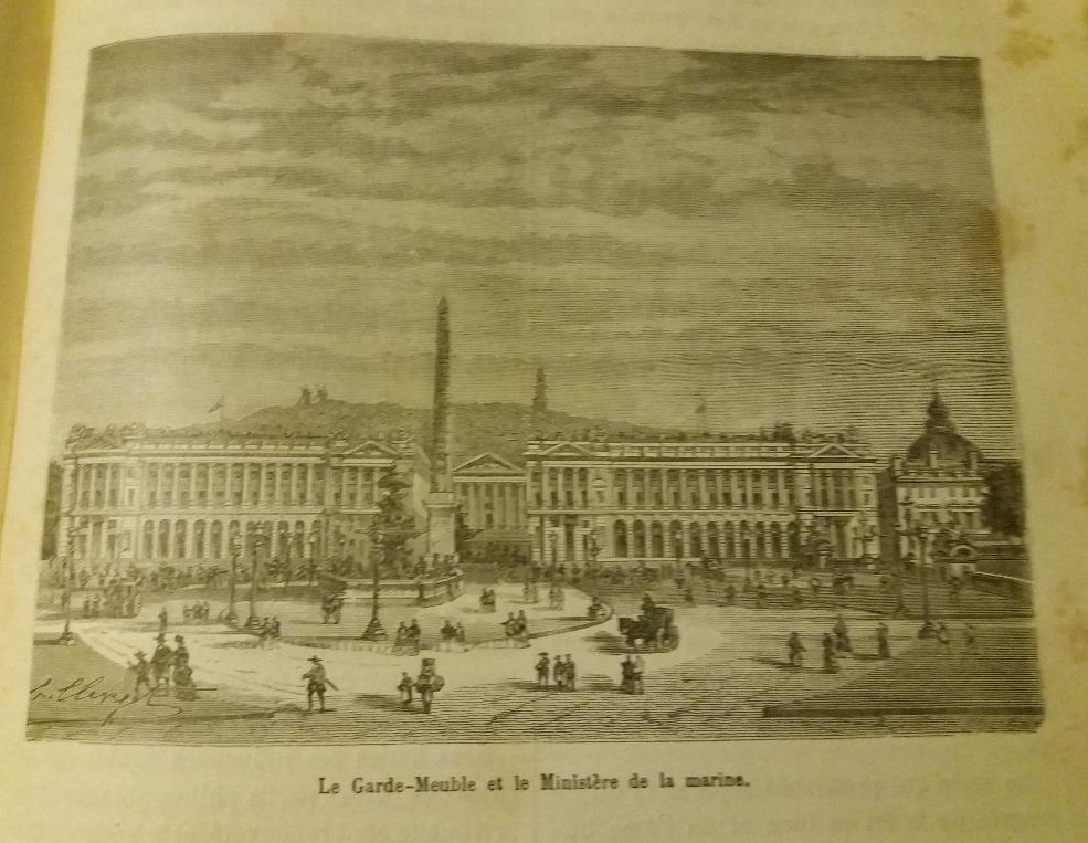 Le Garde-Meuble de la Couronne, actuel Hôtel de la Marine - Page 6 Thumb514