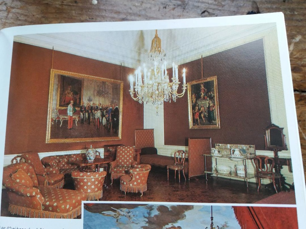 Le palais de Schönbrunn - Page 5 Thumbn49