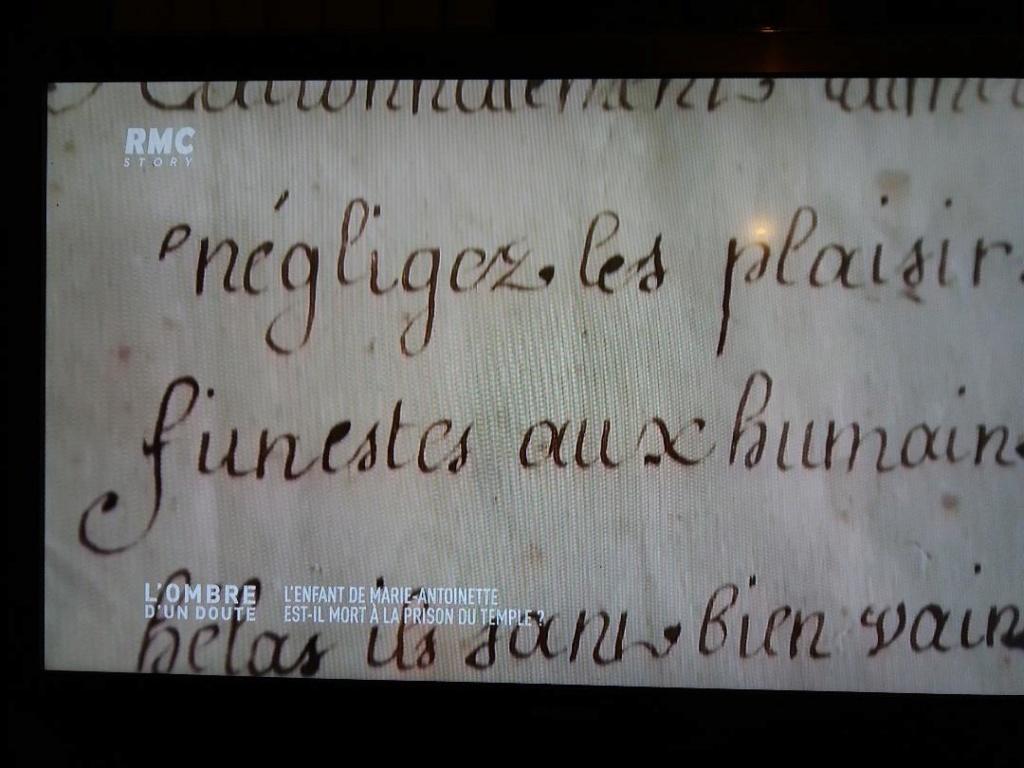 Devoirs d'écriture des petits Louis-Joseph et Louis-Charles Thumbn53