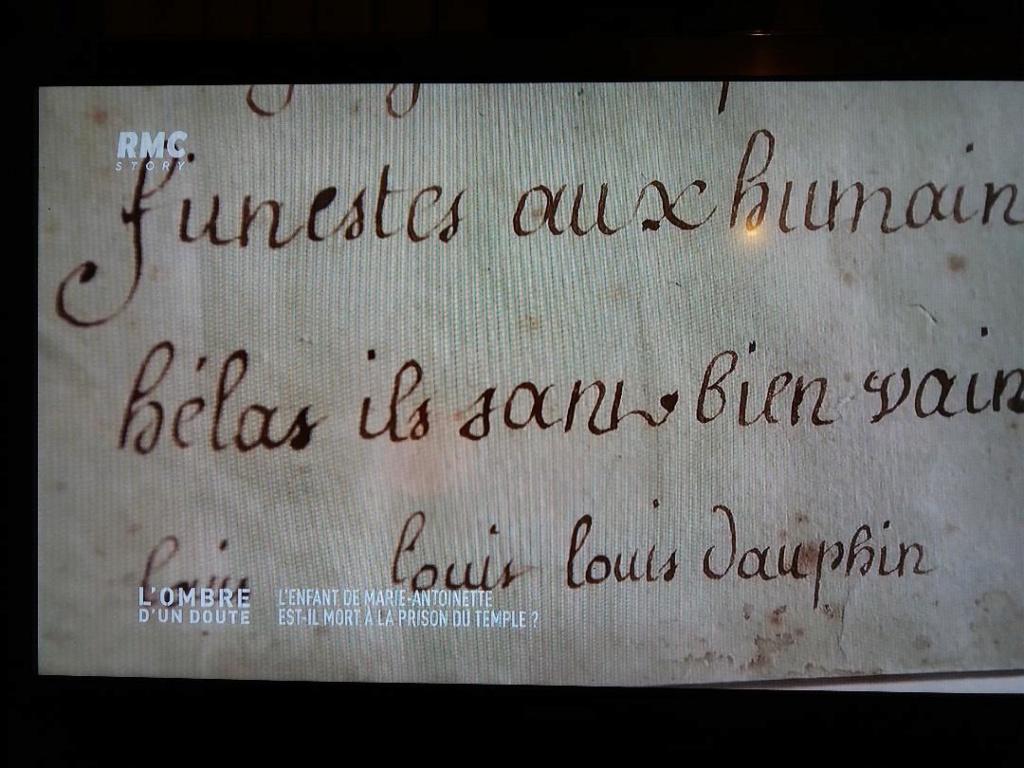 Devoirs d'écriture des petits Louis-Joseph et Louis-Charles Thumbn54