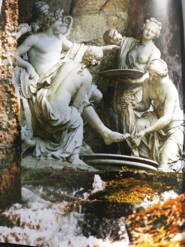 ... de Jean-François Carric,   Versailles, le Jardin des Statues Thumbn72