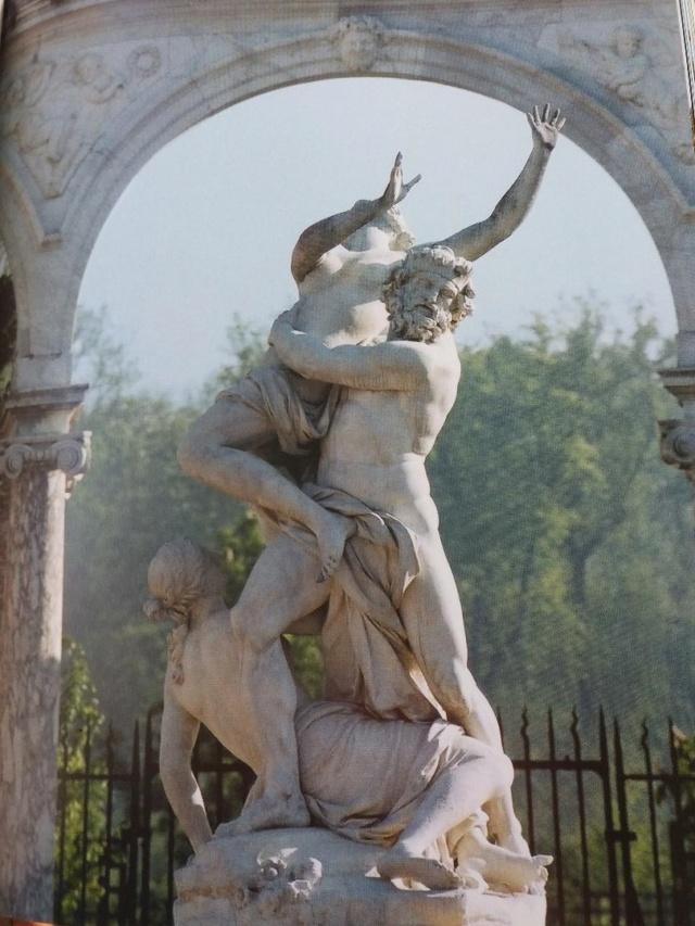 ... de Jean-François Carric,   Versailles, le Jardin des Statues Thumbn75