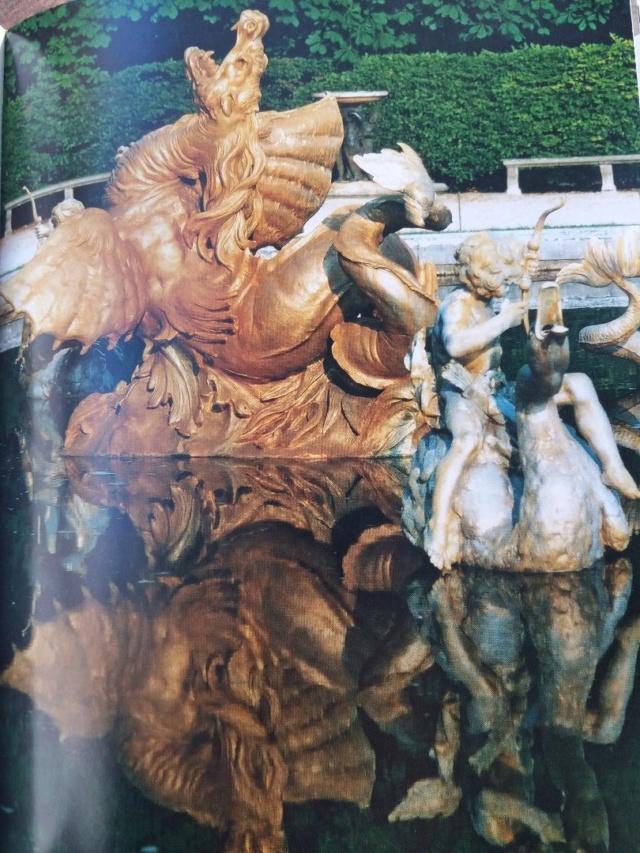 ... de Jean-François Carric,   Versailles, le Jardin des Statues Thumbn77