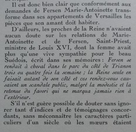 Marguerite Jallut évoque  Marie-Antoinette & Fersen Thumbn99
