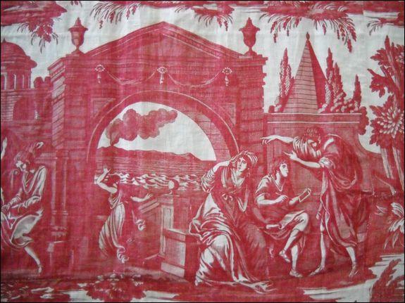 Le Vésuve, décrit par les contemporains du XVIIIe siècle - Page 6 Toile-10