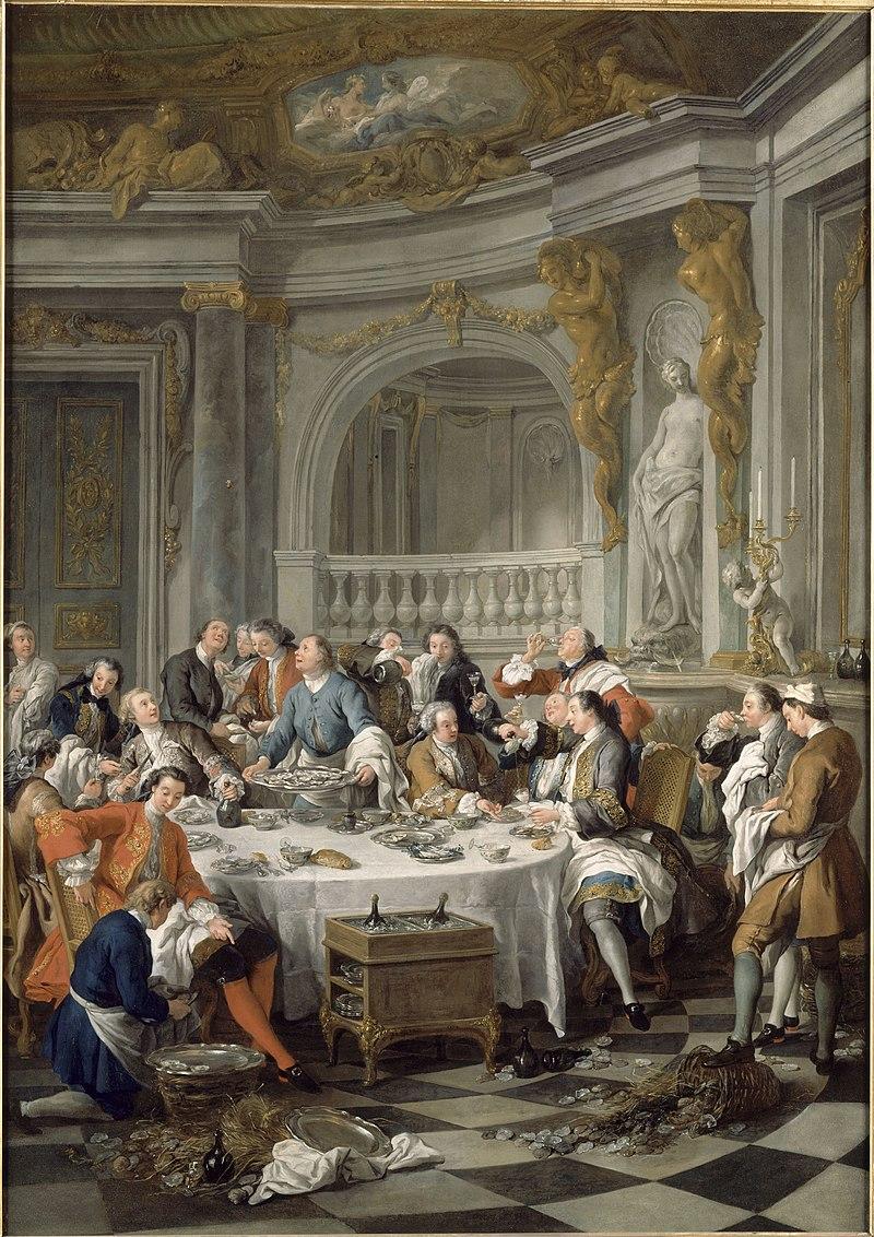 Le Garde-Meuble de la Couronne, actuel Hôtel de la Marine - Page 4 Troy_j11