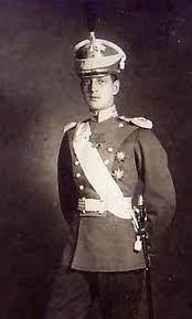 Michel Alexandrovitch de Russie, frère cadet de Nicolas II Tzolz386