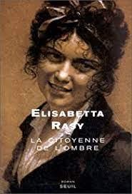 Elisabetta Razy,    La citoyenne de l'ombre Tzolz398