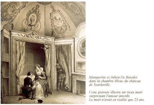 Le château des Ravalet,      et Tocqueville ... Unname19