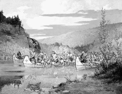 Explorateurs de la Nouvelle France, ces messieurs de la Vérendrye ... Unname84