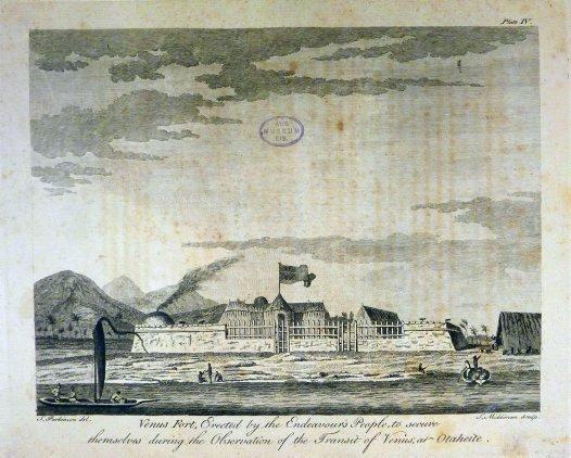 Le transit de Vénus,   en juin 1769 Venus_10