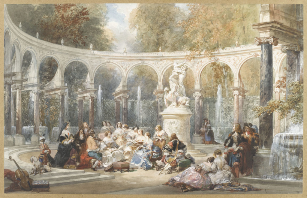 Exposition au Château de Versailles :  Versailles Revival Versai10