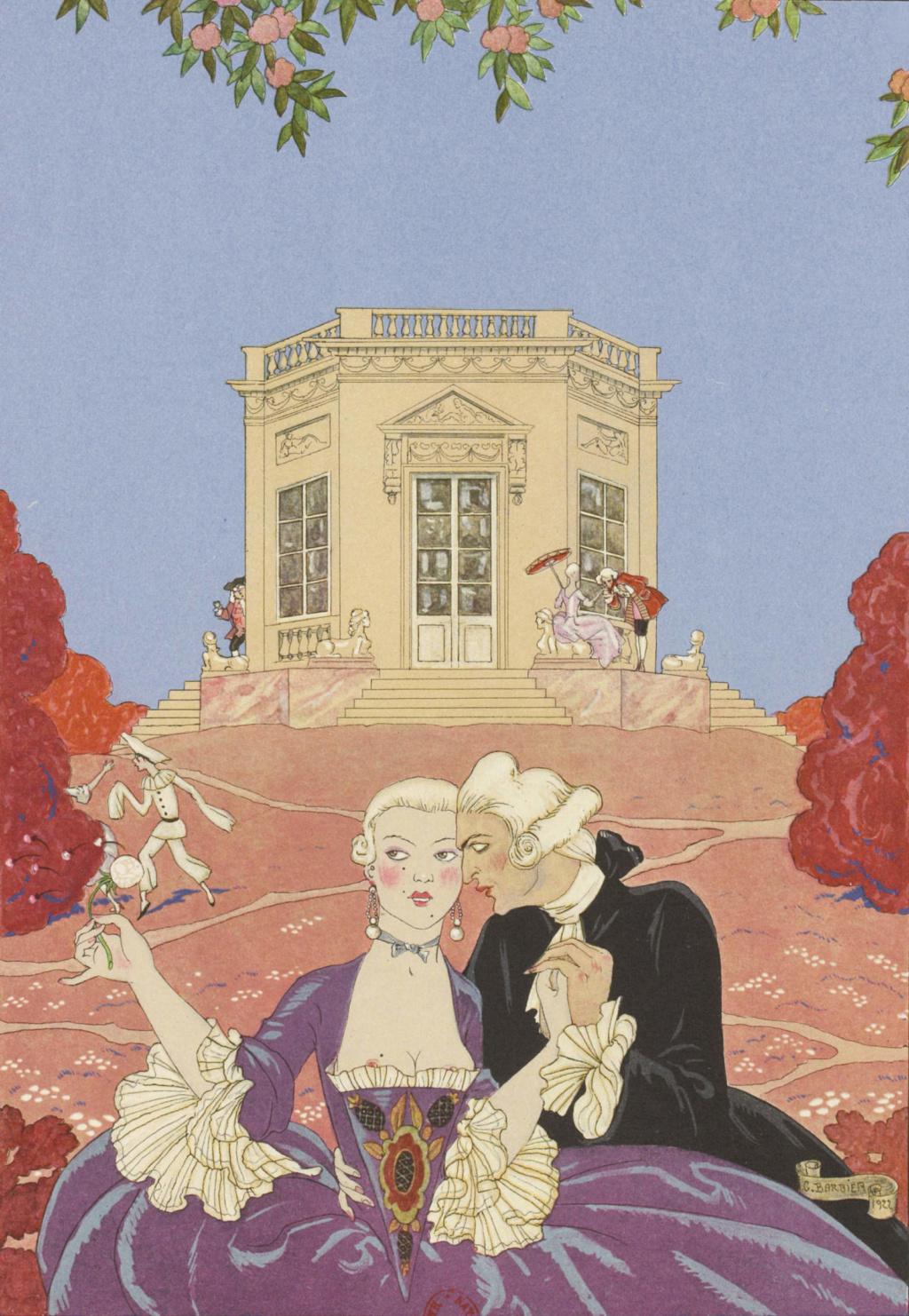 Exposition au Château de Versailles :  Versailles Revival Versai13