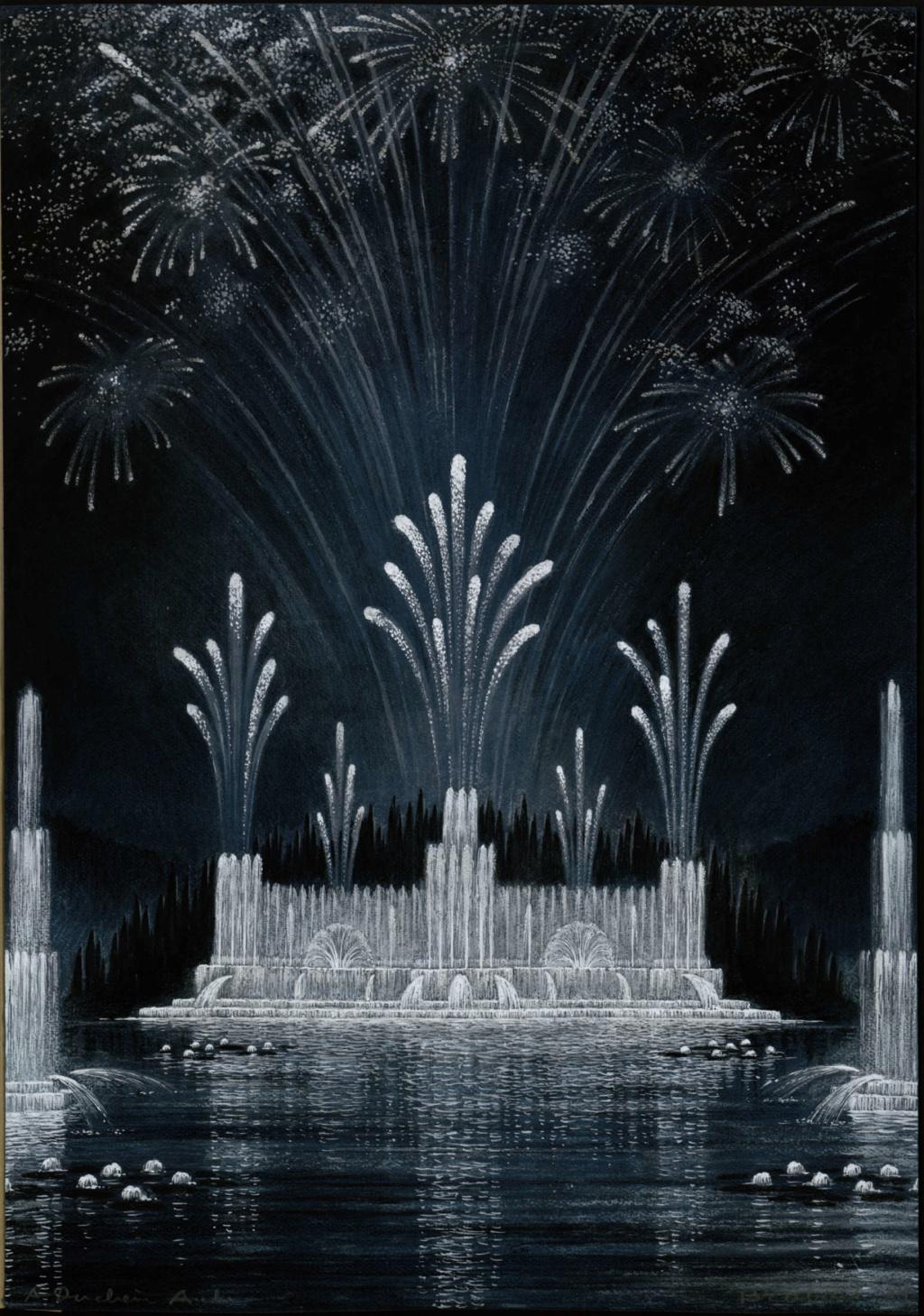 Exposition au Château de Versailles :  Versailles Revival Versai15