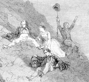Le Vésuve, décrit par les contemporains du XVIIIe siècle - Page 6 Vesuve10