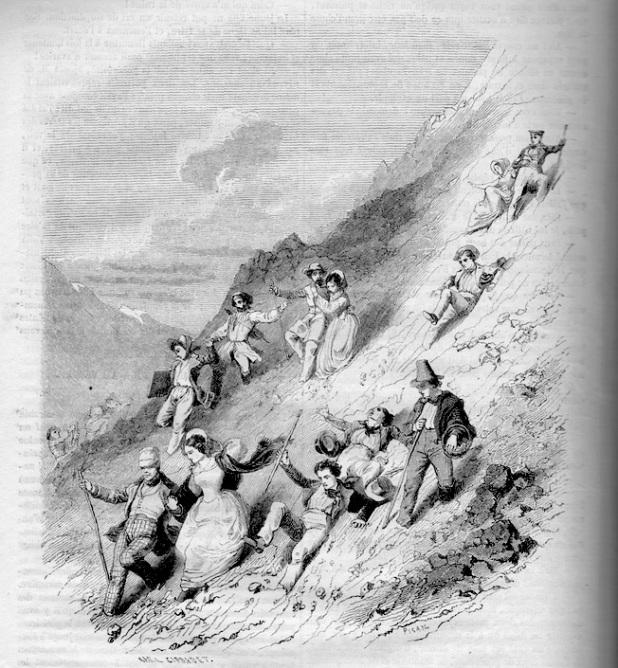 Le Vésuve, décrit par les contemporains du XVIIIe siècle - Page 6 Vesuve11