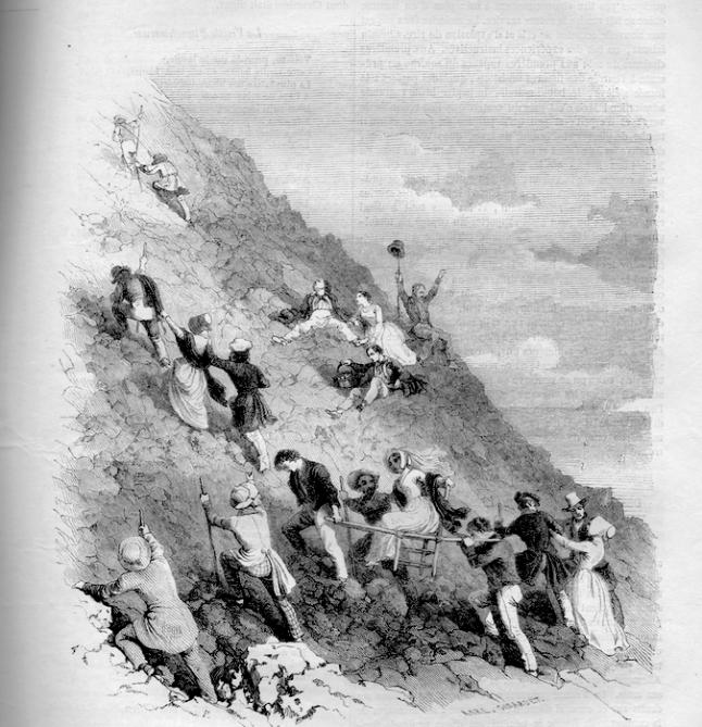 Le Vésuve, décrit par les contemporains du XVIIIe siècle - Page 6 Vesuve12