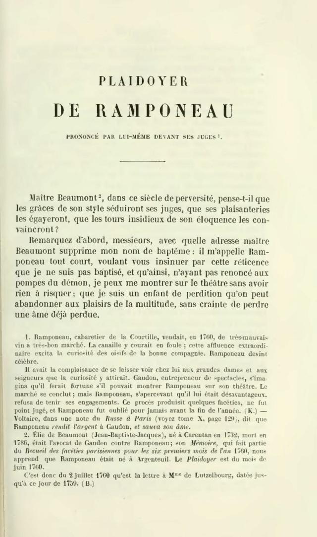 Au Tambour Royal de Jean Ramponneau Voltai11