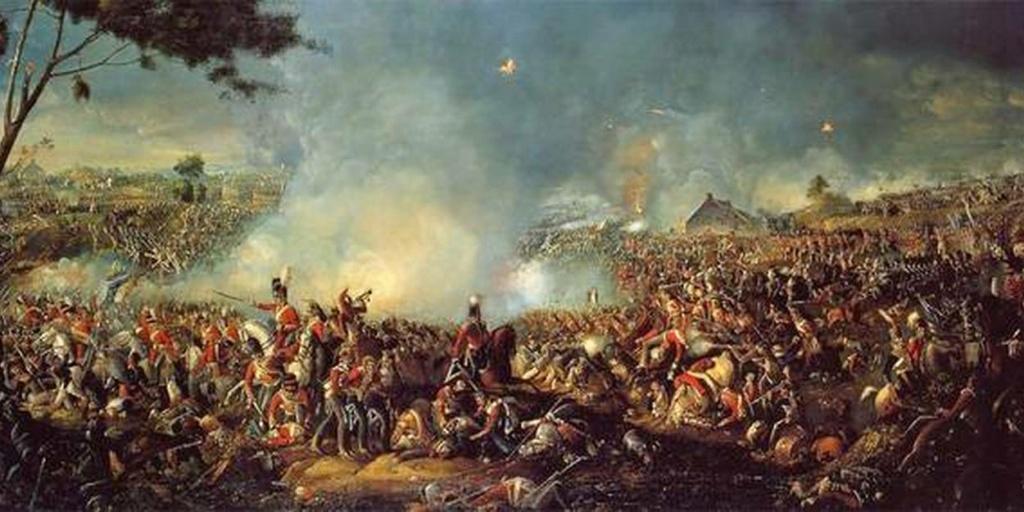 Napoléon et les femmes Waterl10