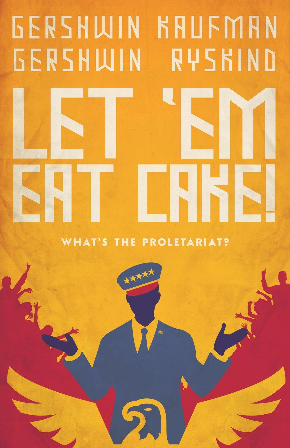 """Une comédie musicale de George Gershwin,    """"  Let 'Em Eat Cake !  """" What_s10"""