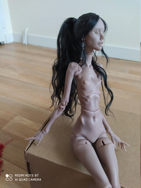 VENDS - BJD d'artiste Melian Dolls Sirsha  Img_2028