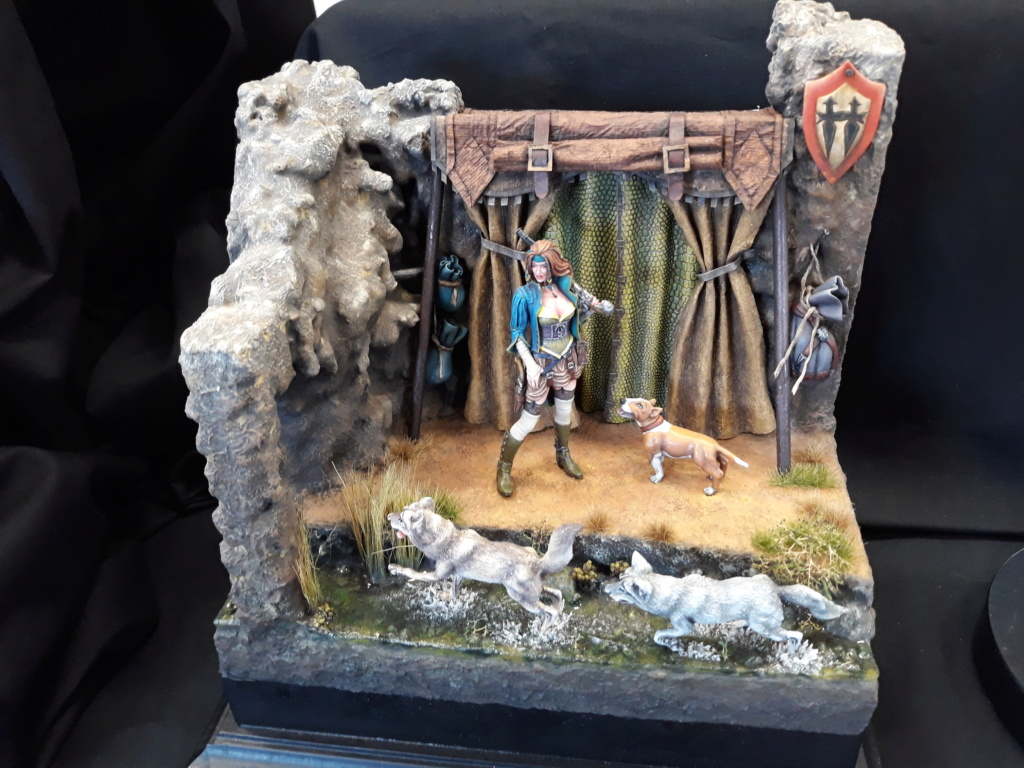 Open figurines Pen ar Bed Crozon 9/10 mars 2019 20190325