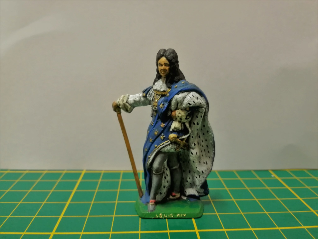 Louis XIV figurine Mokarex 54mm Img_2373