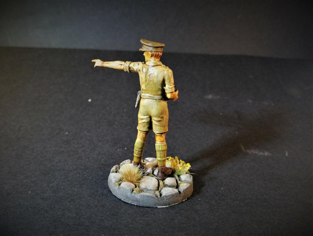 Officier britannique VIIIème Armée marque Tamiya 1/35 Img_2663