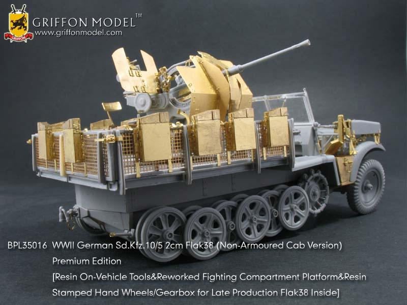 Sd.kfz. 10/5 Dragon 20129210