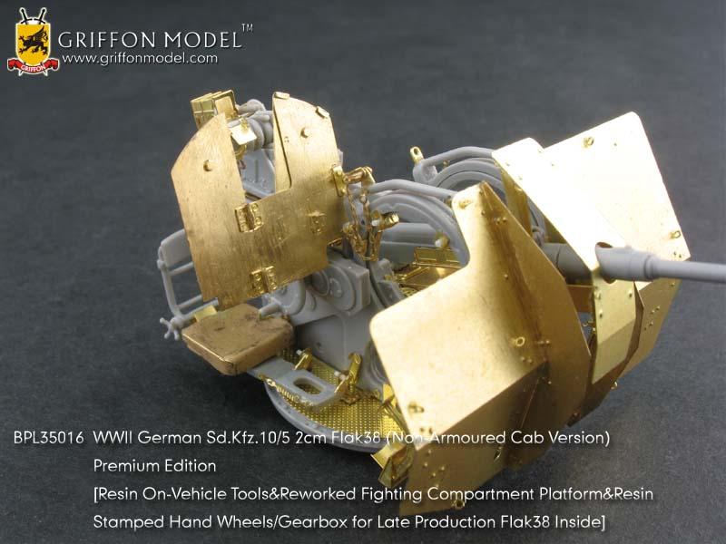 Sd.kfz. 10/5 Dragon 20129211