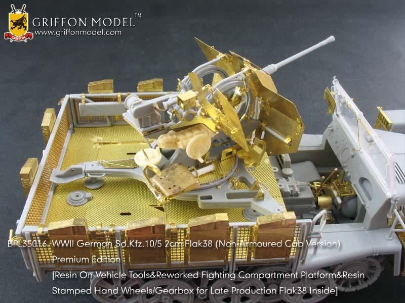 Sd.kfz. 10/5 Dragon 20129212