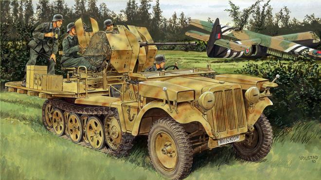 Sd.kfz. 10/5 Dragon Sd_kfz10