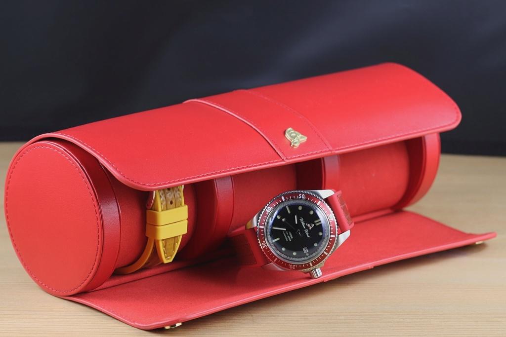 William Wood, une montre hommage aux pompiers anglais  20210218