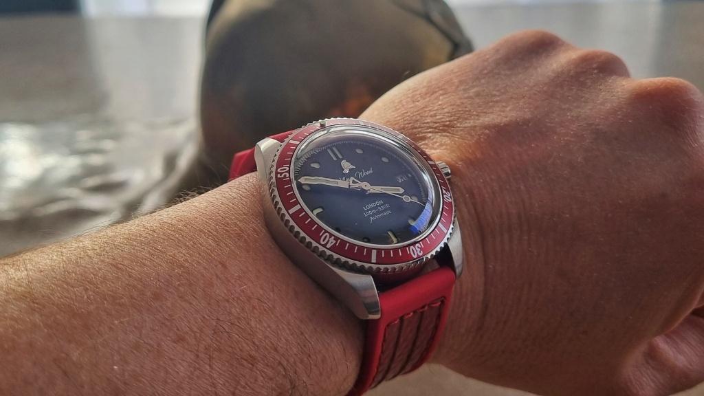 William Wood, une montre hommage aux pompiers anglais  20210318