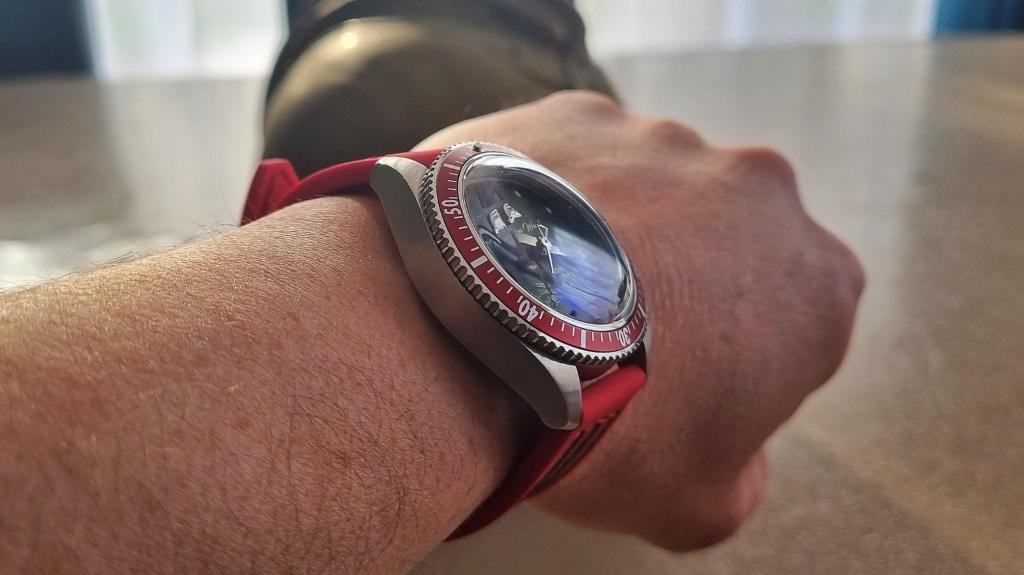 William Wood, une montre hommage aux pompiers anglais  20210319