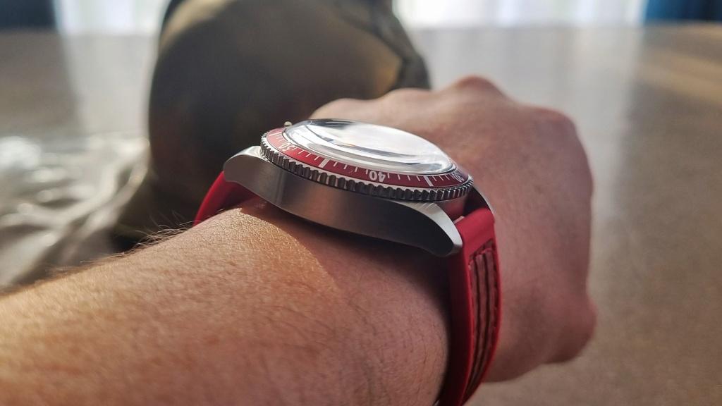 William Wood, une montre hommage aux pompiers anglais  20210321