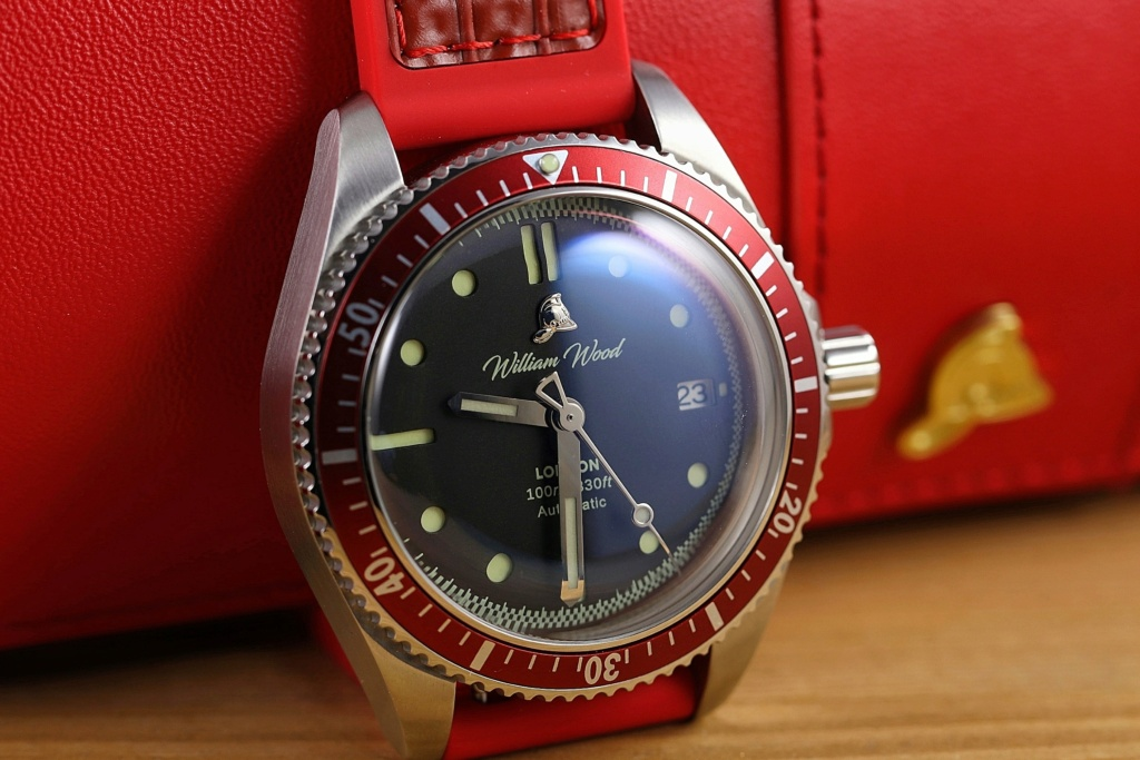 William Wood, une montre hommage aux pompiers anglais  Img_2088