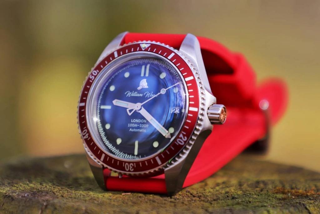 William Wood, une montre hommage aux pompiers anglais  Img_2090