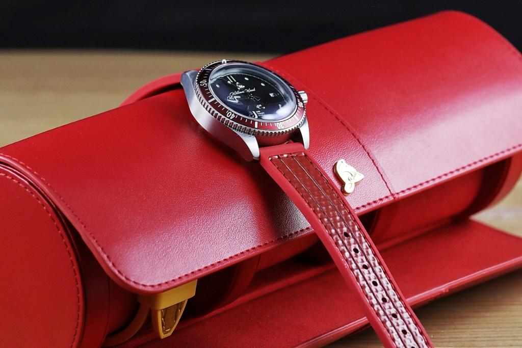 William Wood, une montre hommage aux pompiers anglais  Img_2092