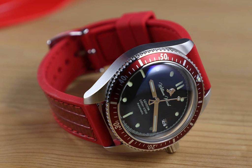 William Wood, une montre hommage aux pompiers anglais  Img_2096