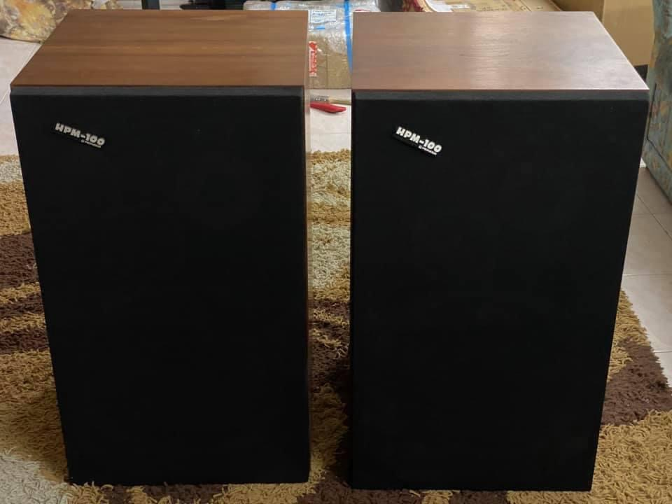 Pioneer HPM-100 speakers  05bedf10