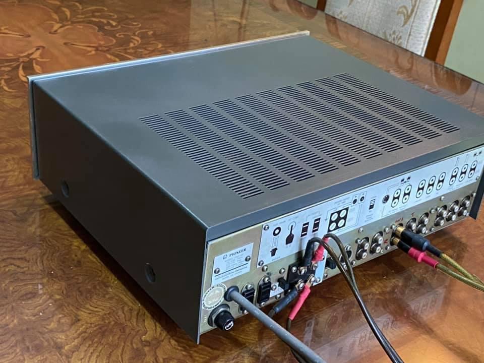 Pioneer SMT-84 integrated amplifier sold 06664210
