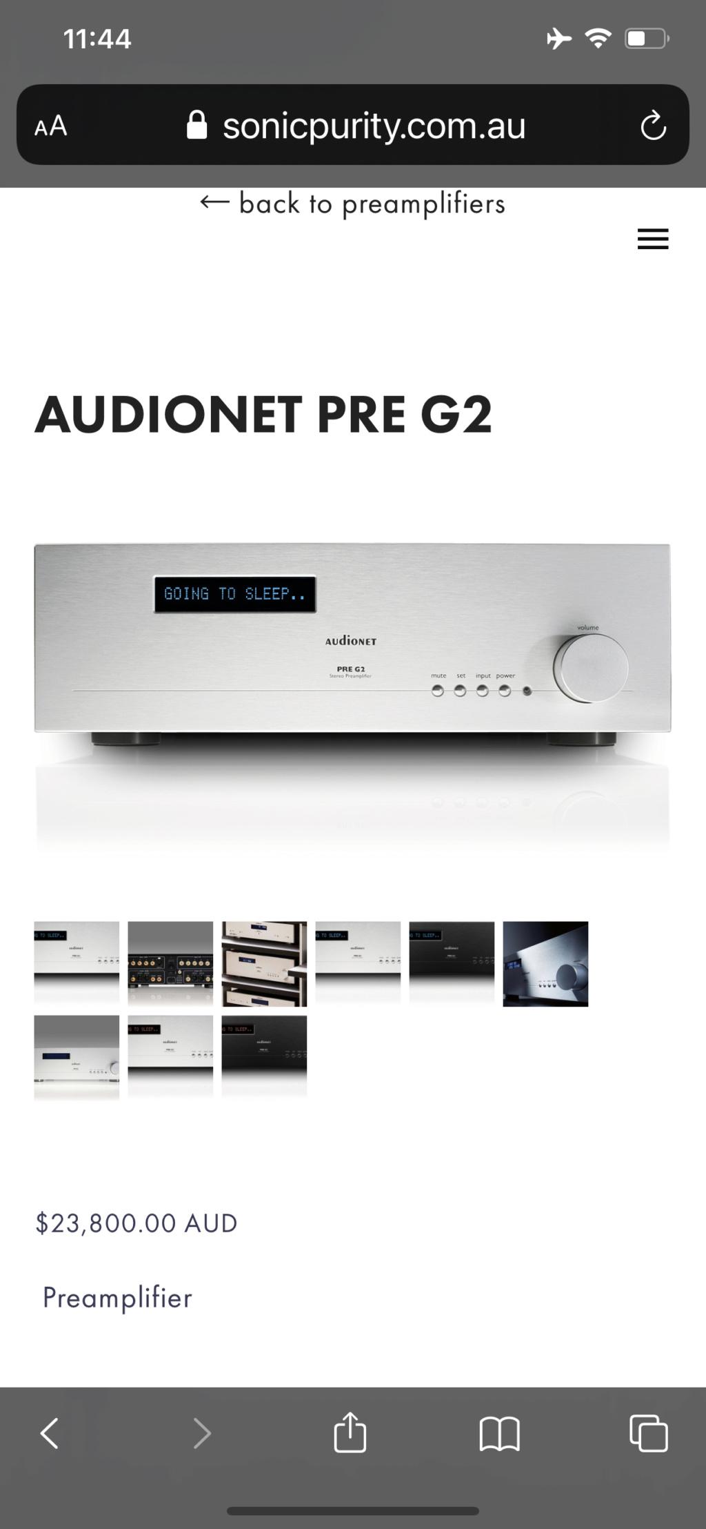 Audionet pre n mono block hiend  10efa210