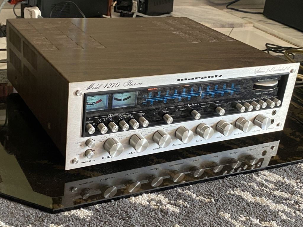 Marantz 4270 Quadra phonic receiver amplifier  156fcb10