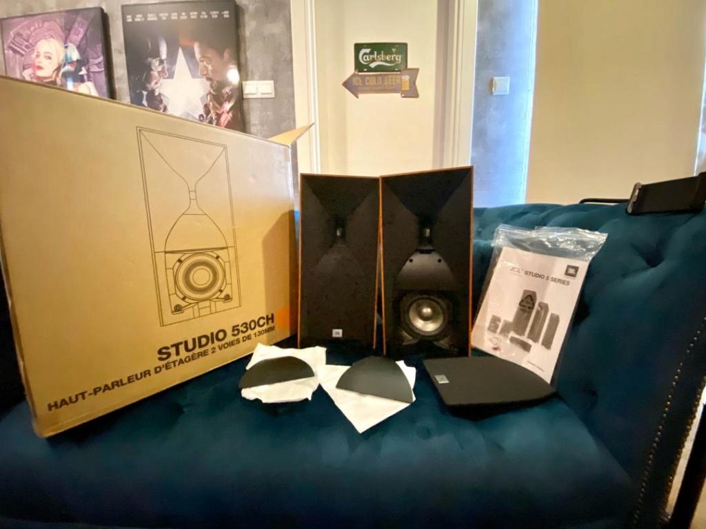 JBL studio 530 w/Box 1ad68810