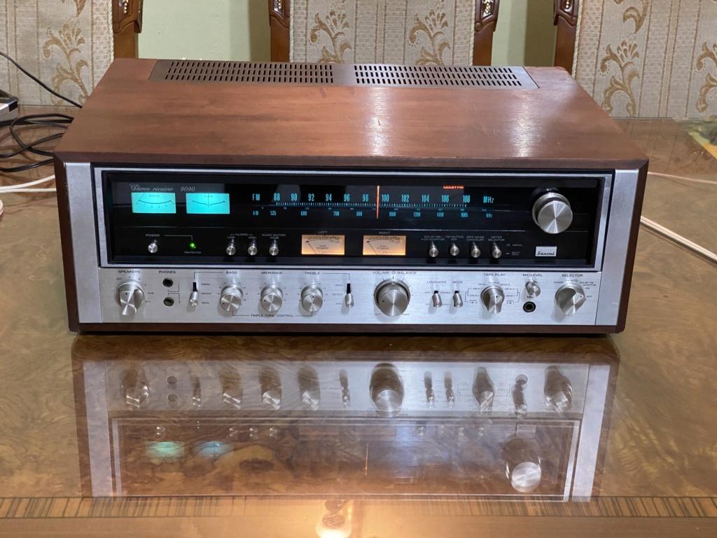 Sansui 9090 monster Receiver amp 1f0f3910