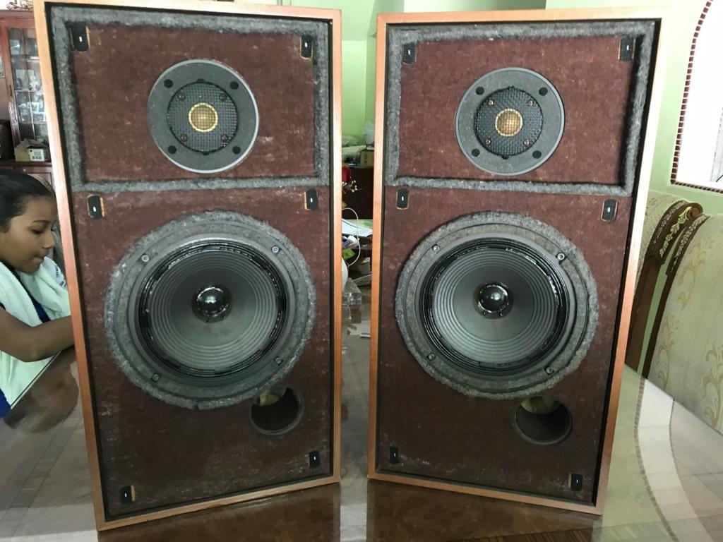 Sony SS-A5 la voce speakers rare vintage  20faab10