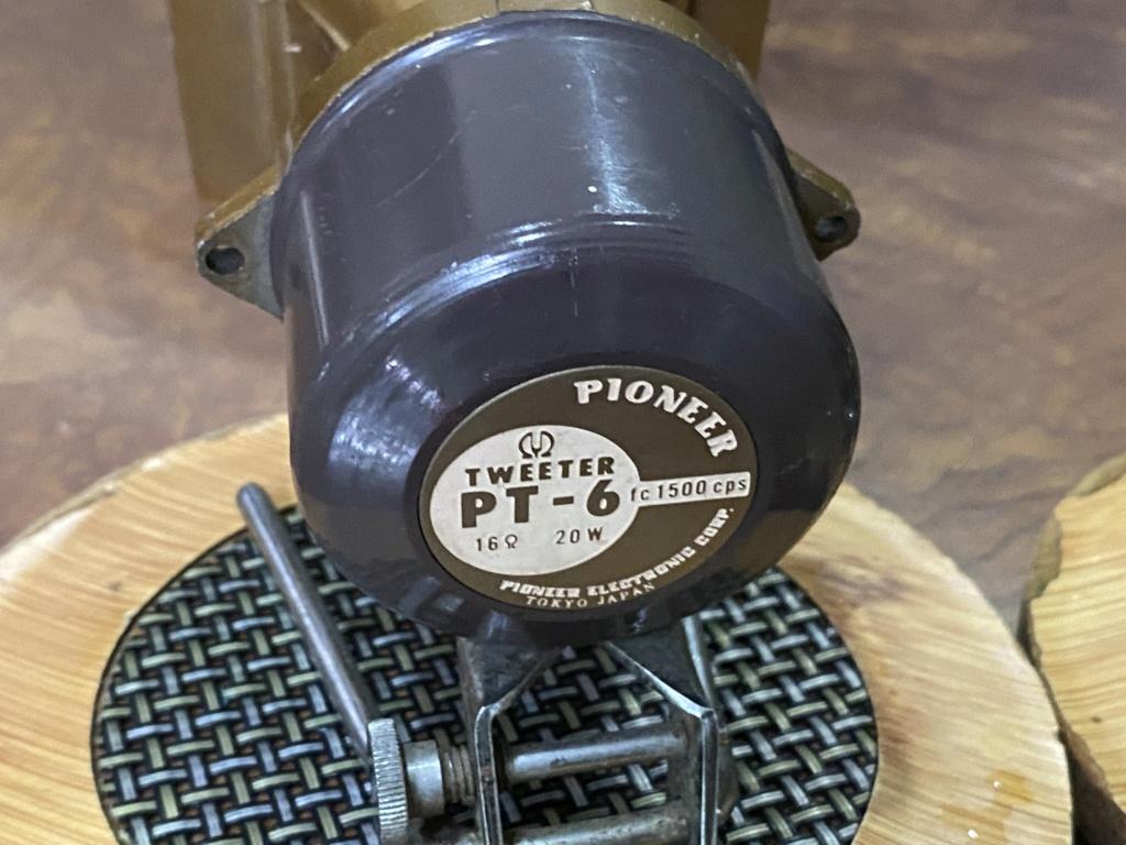 Pioneer PT-6 super tweeter 16 ohms 23925910