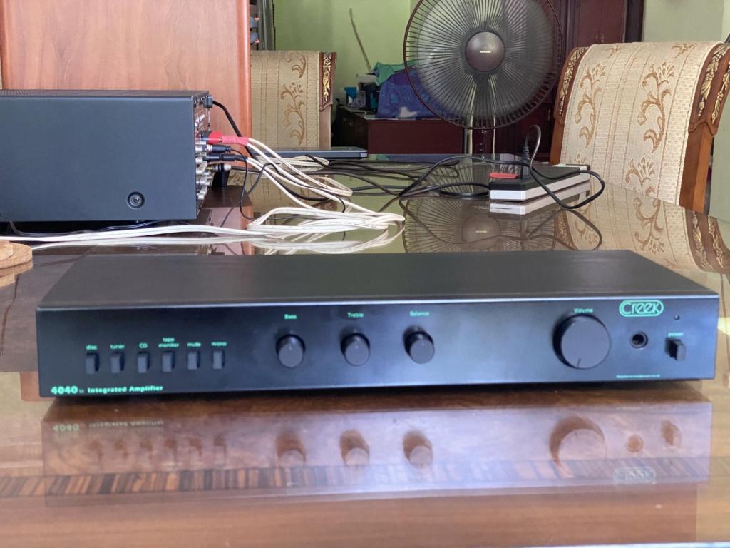 Creek 4040 S3 integrated Amplifier SOLD 297b0510