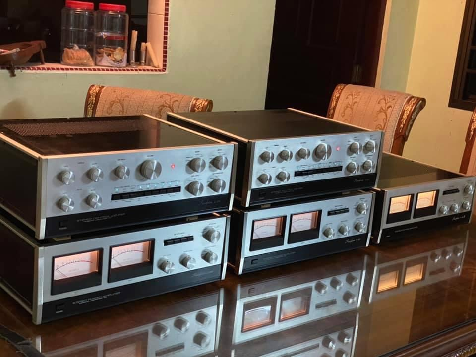 Accuphase p300s & c200s  35107610